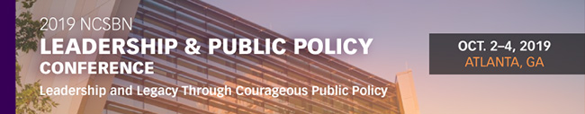 2019 Leadership and Public Policy Conference - Leadership and Legacy Through Courageous Public Policy