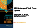 Watch APRN Compact Task Force Update Video