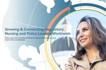 Growing & Connecting Regulatory, Nursing and Policy Leaders Worldwide. ICRS provides unprecedented opportunities for regulators from around the world to learn, interact and collaborate.